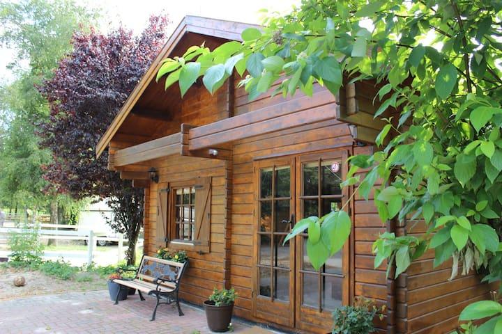 Blockhouse Nicks Lodge - Hatten