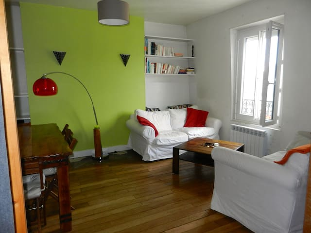 Charming one bedroom - Saint-Maurice - Daire