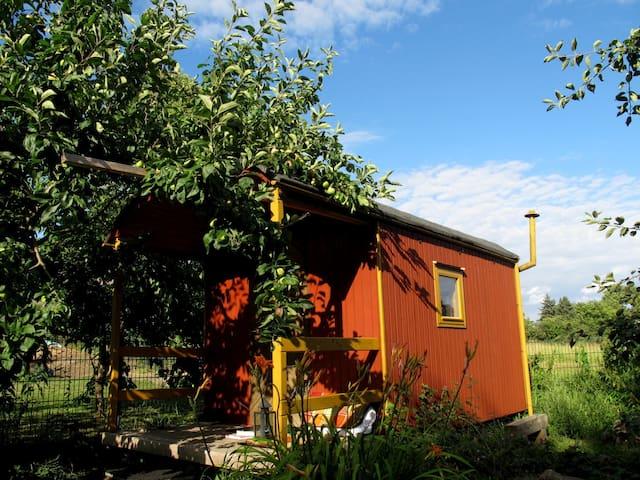 Gästebauwagen - Sierksdorf-Roge - Husbil/husvagn