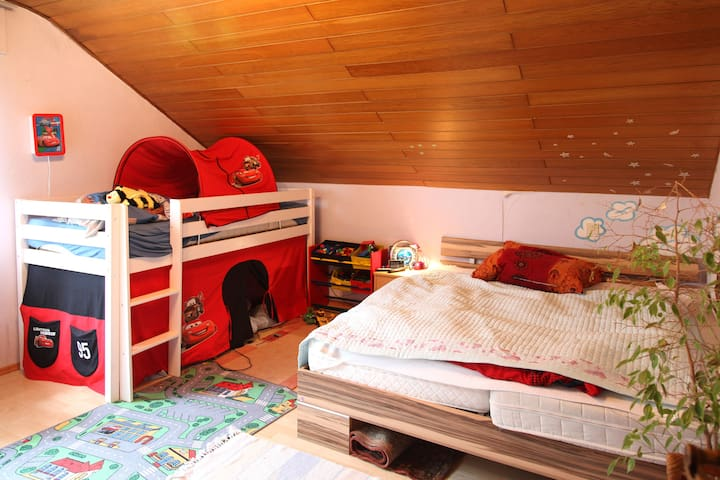 nice privat rooms in the nature  - Königswinter - Daire