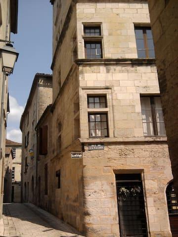 Le logis du puy St Front Périgueux. - Périgueux - Huoneisto