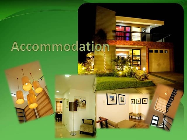 De luxe Villa 206 - Angeles City - Hus
