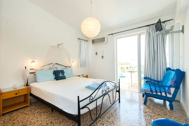 Romantic Studio with double bed! - Ialysos