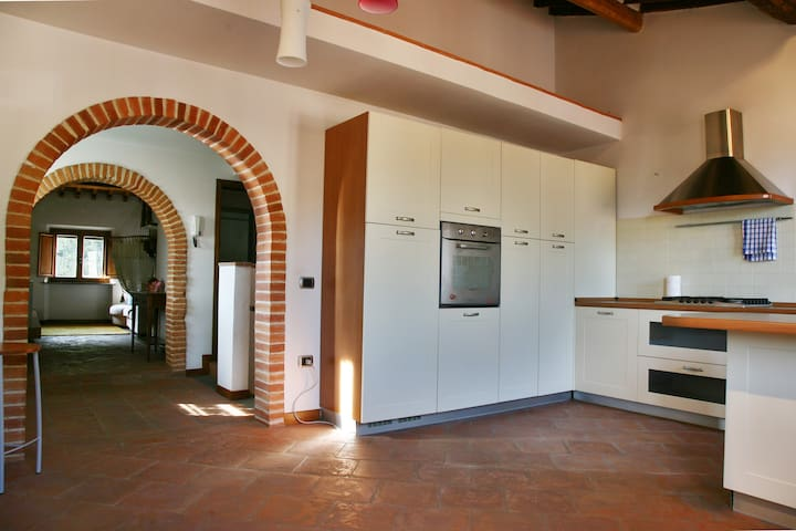 Penthouse in Old Town - Pescia - Lägenhet