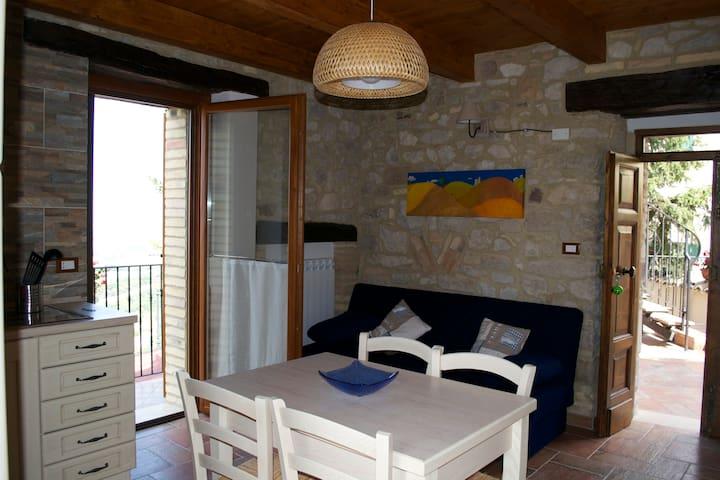 Appartamenti accoglienti Abruzzo - Altino - Maison