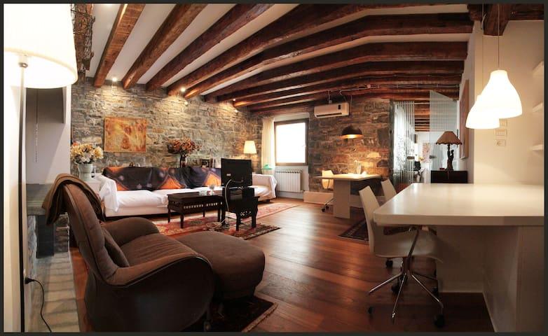 Raffinato appartamento in centro - Trieste - Lägenhet