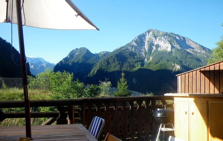 Stunning cozy chalet for Winter & Summer fun! - Champagny-en-Vanoise - Daire
