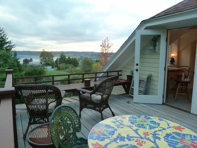 Rabbit Hill on Whidbey - The Nest - Clinton - Appartement