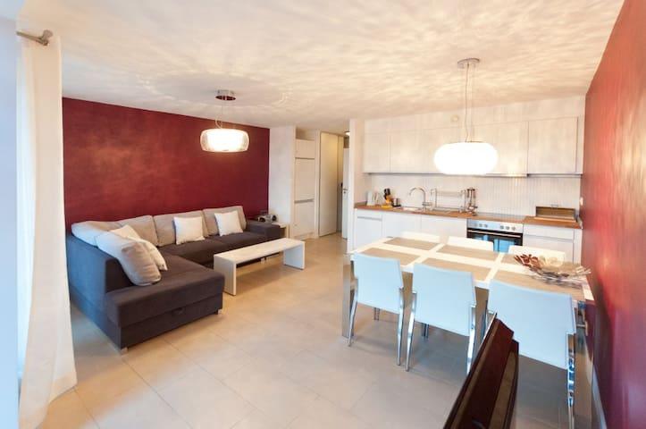 Rubinowy - apartament dwupoziomowy - Wisła - Apartment
