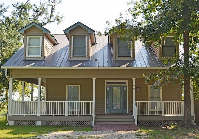 Sweetgrass cottage at Palm Key - Ridgeland - Huis
