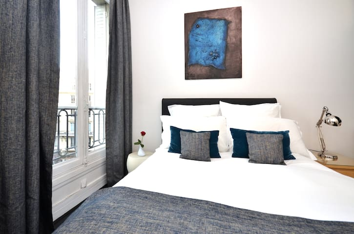 Modern Flat near the Louvre - Paris - Apartamento