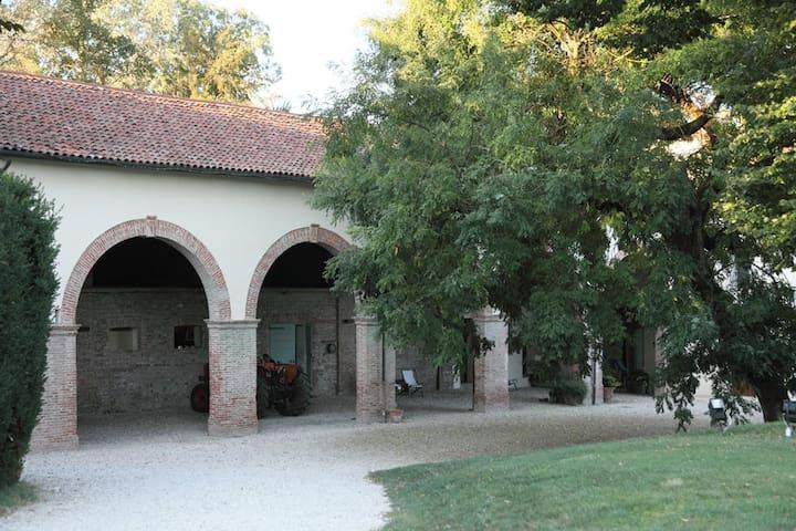 La  Rustica/ Villa Sesso Schiavo - Sandrigo - Leilighet
