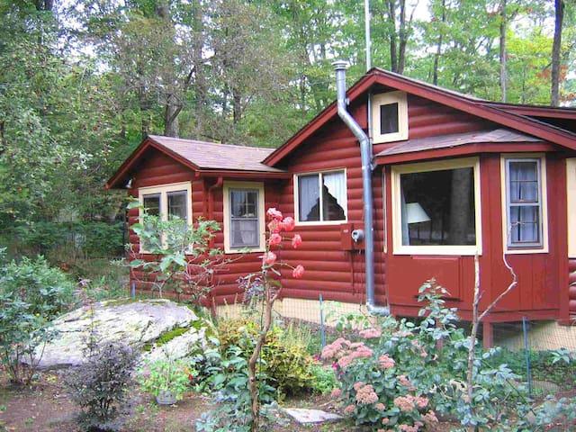 Romantic Catskills Cabin - Smallwood - Houten huisje