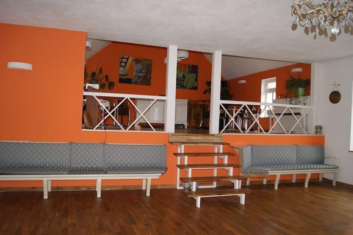 seminar house 1788, yoga & ballroom - Bechtolsheim - Diğer