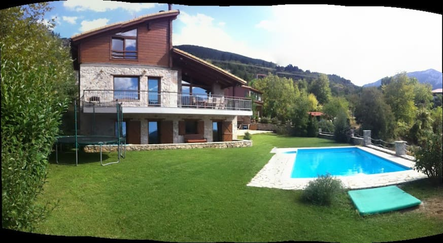 Traditional Luxury villa Parnassos - Phocis - Villa