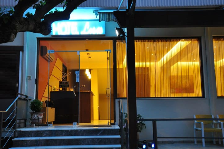 Hotel LUX double room - Loutra Ipatis - Overig