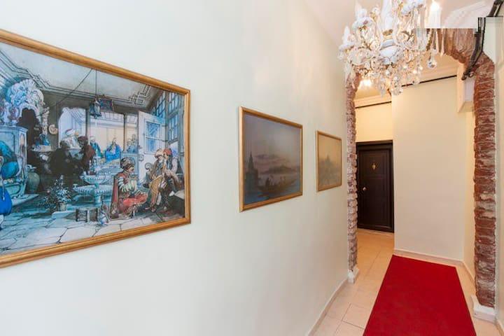 Beyoğlunda Şirin Kullanışlı Stüdyo9 - Istanbul - Wohnung