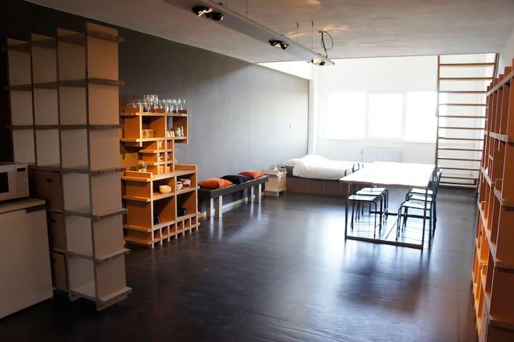 Modern Loft, near the city centre - Amsterdam