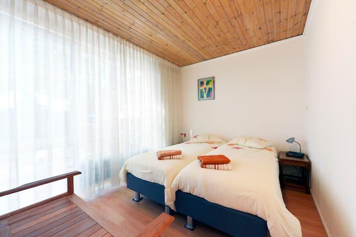 Royaal appartement op beganegrond - Emmen - Daire