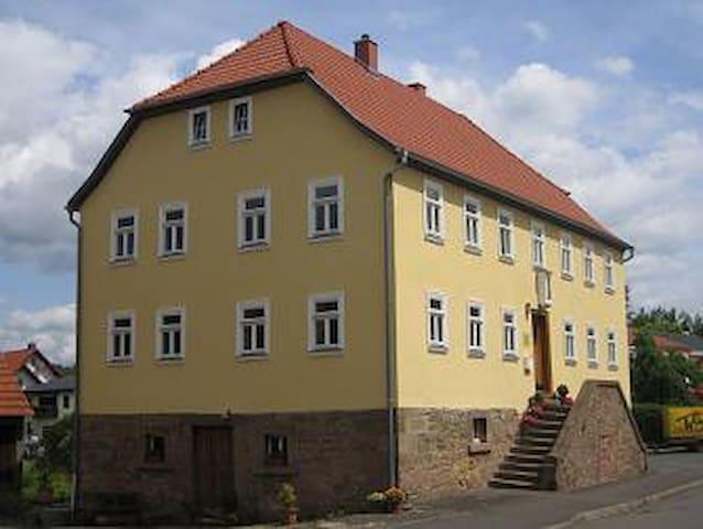 """Scholtese"" - Privatzimmer - Fulda - Bed & Breakfast"