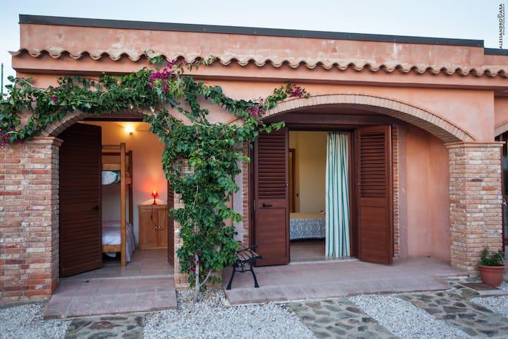 Sardinia Su Prelau Two-Room Flat - Gonnesa