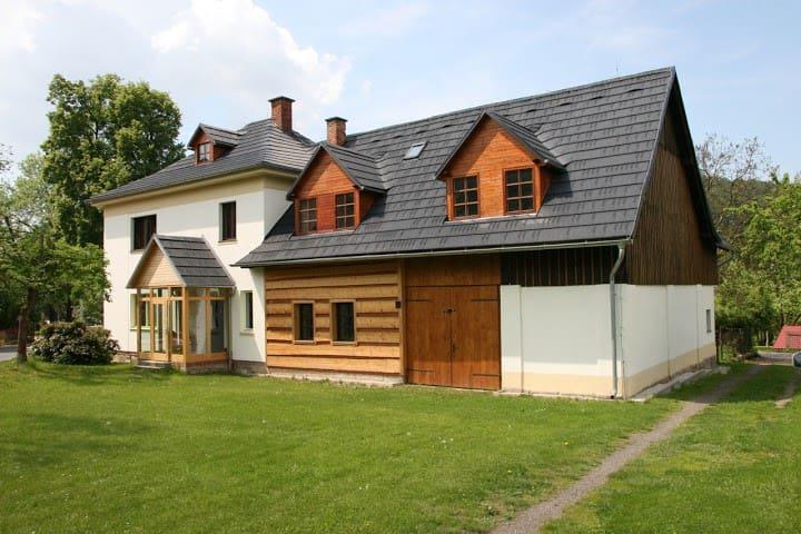 holiday house Malá Skála - Zvonek - Malá Skála - Wohnung