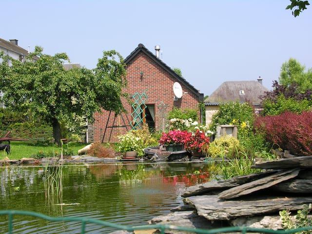 Charmant Cottage en Ardenne - Sainte-Ode - Rumah