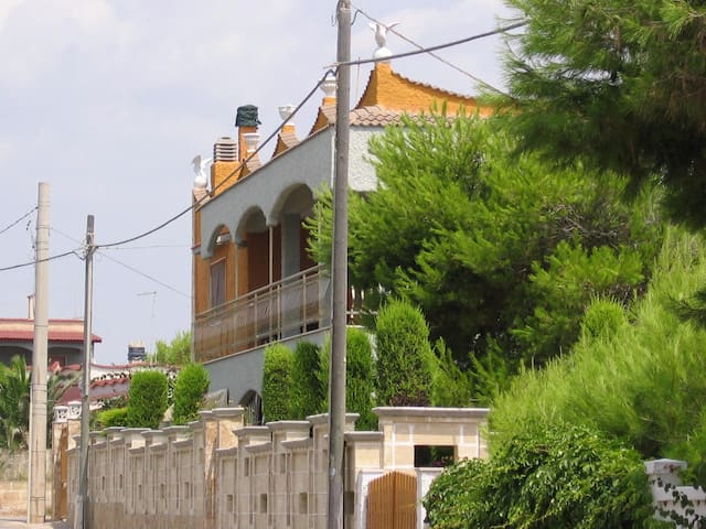 Casa sul mare vicino a  Torre Ovo - Monacizzo-librari-truglione