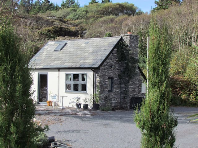 Cosy Chalet with Pool and Beaches - Ballyrisode