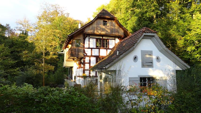 Idyllisches Barockhäuschen - Luzern