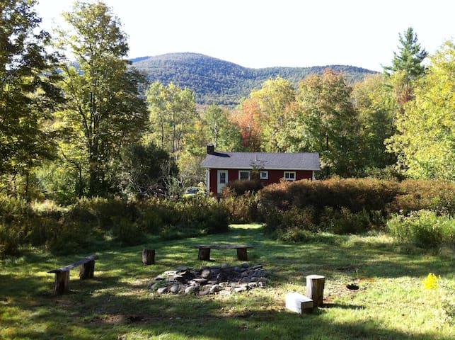 Charming Catskill Cottage - East Jewett - Maison