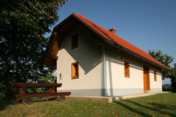 Charming cottage in pure nature - Cirkulane - Huis