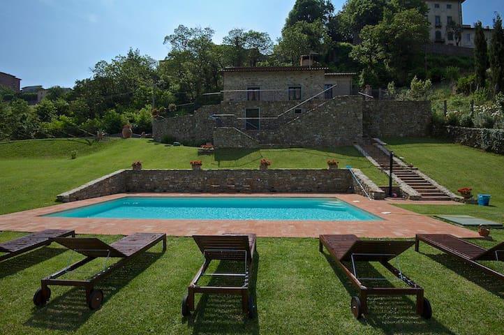 Le mura de'Medici, luxury Villa - Fivizzano - Villa