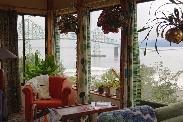 Studio with panoramic view - Astoria