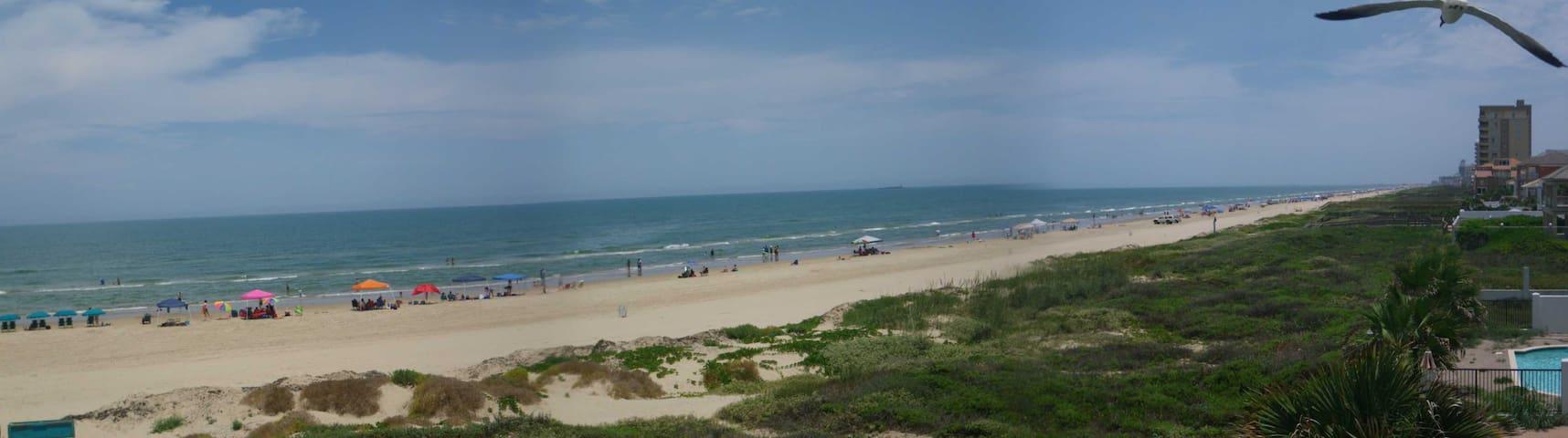 Beach Front Condo  - South Padre Island - Lägenhet