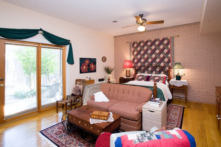 Rooster Hill Bed and Breakfast - Charlottesville - Bed & Breakfast