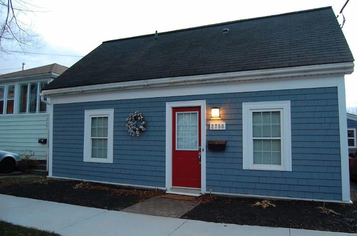 An Urban Cottage in Westend Halifax - Halifax - Huis