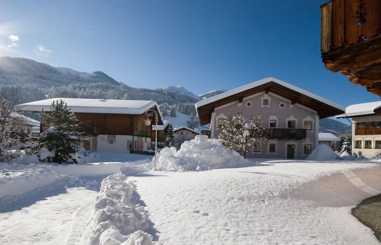 Chalet / apartment on the ski for 2-4 pax - Heinfels - Daire