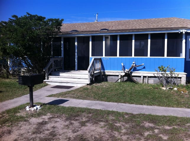 Cozy Cottage-125 Steps to Beach  B - Buxton - Appartement