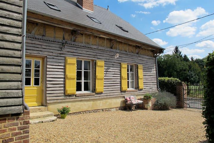 Charmant boerenhuis in de Thièrache - Coingt - Casa