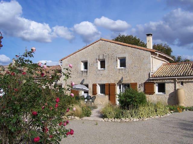 vacance CALME A LA CAMPAGNE - Sainte-Blandine - Casa