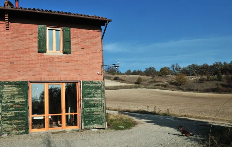 Barn in the outskirts of Bologna - Casalecchio di Reno - Apartamento