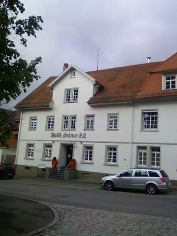 Wohnen im Hohnerareal - Trossingen - Apartemen