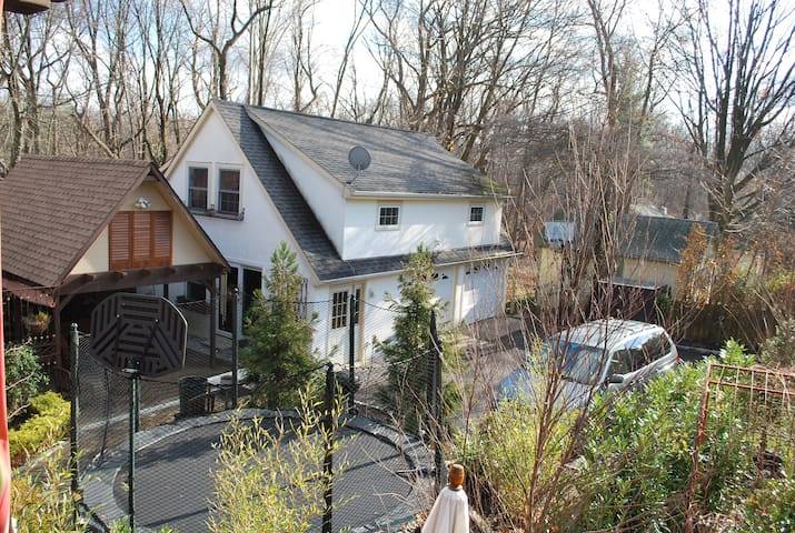 Lovely Carriage House near NYC - Montclair - Departamento