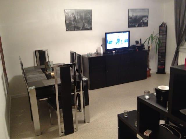 Appartement agréable - Saulcy sur meurthe - Lägenhet