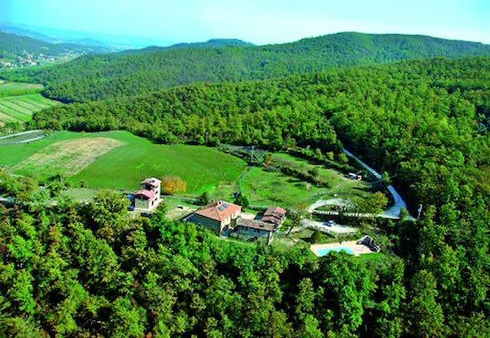 Cielo Apt@Il Cucciolo Holiday Farm - Città di Castello - Wohnung