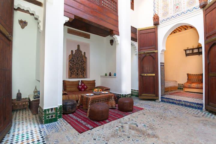 Riad Dar Jnane, Fes - Fez - Casa