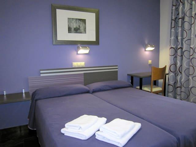 Posada Rica Hostel room - Guadalajara - Hus