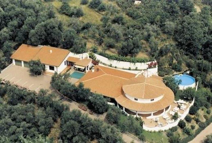 Villa Chiara Seaview swimmingpool -  Andora - Villa