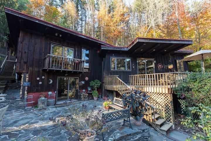 Cozy Mountain Retreat in Woodstock - Willow